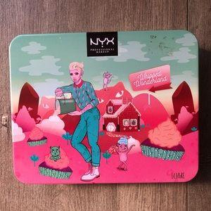 NYX whipped Wonderland Palette Eyeshadow
